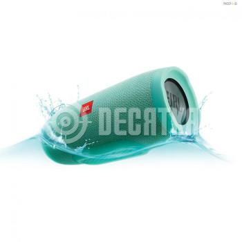 Портативные колонки JBL Charge 3 Teal