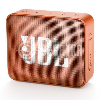 Портативные колонки JBL GO 2 Coral Orange (JBLGO2ORG)