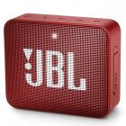 Портативные колонки JBL GO 2 Ruby Red