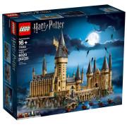 Блоковий конструктор LEGO Harry Potter Замок Хогвардс   Акция