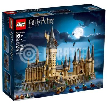 Блоковий конструктор LEGO Harry Potter Замок Хогвардс (71043)