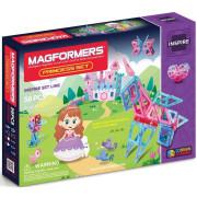 Магнітний конструктор Magformers Прекрасная принцесса, 56 элементов (704003 )