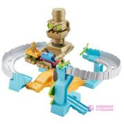 Железная дорога Fisher-Price Томас и друзья Спасение робота