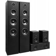 Комплект акустики для домашнього кінотеатру Koda AV-708 mkII Black
