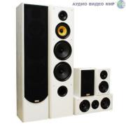 Комплект акустики для домашнього кінотеатру Taga Harmony TAV-606 v.3 Set White