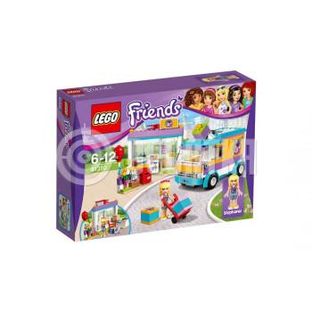 Классический конструктор LEGO Friends Служба доставки подарков (41310)