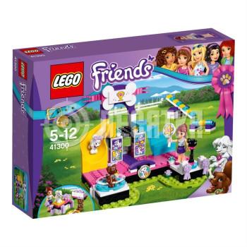 Классический конструктор LEGO Friends Выставка щенков: Чемпионат (41300)