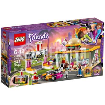 Классический конструктор LEGO Friends Передвижной ресторан (41349)