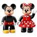 Классический конструктор LEGO DUPLO Disney Катер Микки 28 деталей (10881)