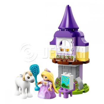Классический конструктор LEGO DUPLO Башня Рапунцель (10878)
