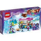 Классический конструктор LEGO Friends Фургончик по продаже горячего шоколада