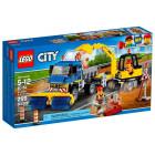 Классический конструктор LEGO City Уборочная техника