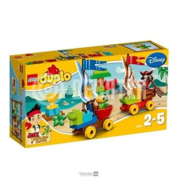 Классический конструктор LEGO Duplo Пляжные гонки (10539)