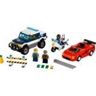 Классический конструктор LEGO City Высокоскоростное преследования