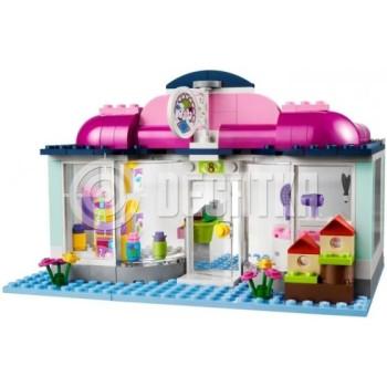 Классический конструктор LEGO Friends Спа-салон для питомцев (41007)
