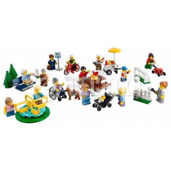 Классический конструктор LEGO City Веселье в парке для жителей города (60134)