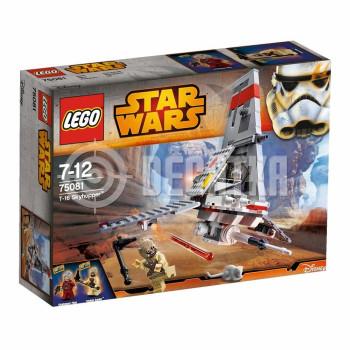 Классический конструктор LEGO Star Wars Скайхоппер T-16 (75081)