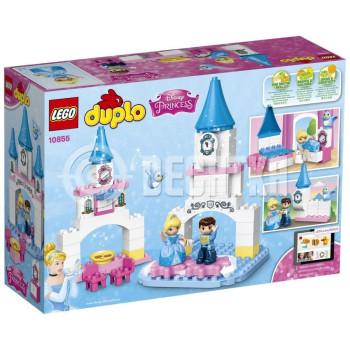 Классический конструктор LEGO Duplo Волшебный замок Золушки (10855)