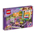 Классический конструктор LEGO Friends Парк развлечений: аттракцион Автодром
