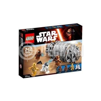 Классический конструктор LEGO Star Wars Спасательная капсула дроидов (75136)