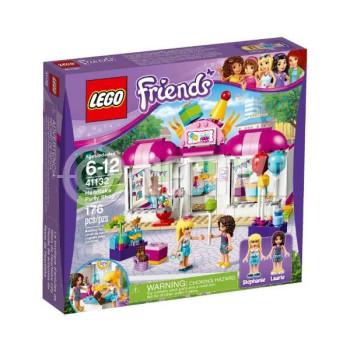 Классический конструктор LEGO Friends Магазин товаров для вечеринок в Хартлейке (41132)