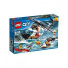 Классический конструктор LEGO City Сверхмощный спасательный вертолет