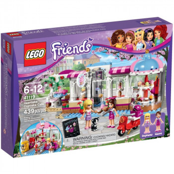 Классический конструктор LEGO Friends Кондитерская (41119)