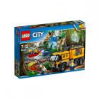 Классический конструктор LEGO City Передвижная лаборатория в джунглях