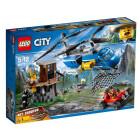 Классический конструктор LEGO City Арест в горах