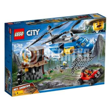 Классический конструктор LEGO City Арест в горах (60173)