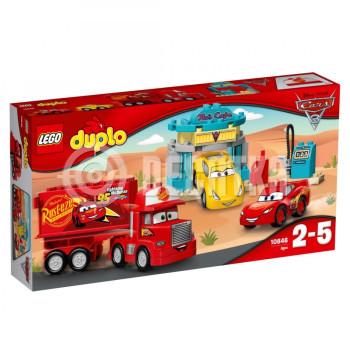 Классический конструктор LEGO Duplo Кафе Фло (10846)