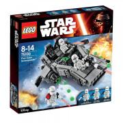 Классический конструктор LEGO Star Wars Снеговой спидер Первого Ордена