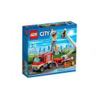Классический конструктор LEGO City Fire Автомобиль пожарников