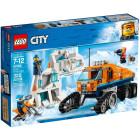 Классический конструктор LEGO City Arctic Expedition Грузовик ледовой разведки