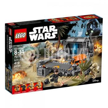 Классический конструктор LEGO Star Wars Битва на Скарифе (75171)
