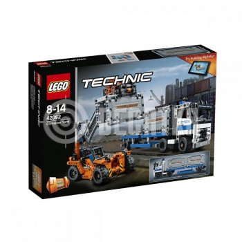 Классический конструктор LEGO Technic Контейнерный терминал (42062)