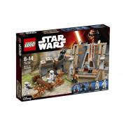 Классический конструктор LEGO Star Wars Битва на планете Такодана