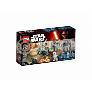Классический конструктор LEGO Star Wars Скоростной байк Кенана (75141)