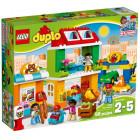 Классический конструктор LEGO Duplo Городская площадь