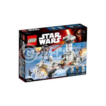 Классический конструктор LEGO Star Wars Нападение на Хот (75138)