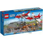 Классический конструктор LEGO City Авиашоу