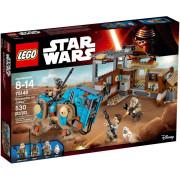 Классический конструктор LEGO Star Wars Схватка на Джакку