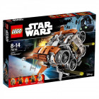 Классический конструктор LEGO Star Wars Episode Квадджампер Джакку