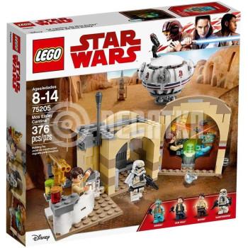 Классический конструктор LEGO Star Wars Бар в Мос-Эйсли (75205)
