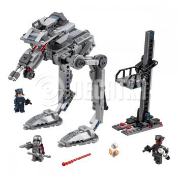 Классический конструктор LEGO Star Wars ЭйТи-Эсти Первого ордена (75201)