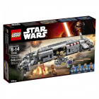 Классический конструктор LEGO Star Wars TM Star Wars Военный транспорт Сопротивления™
