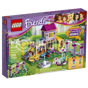 Классический конструктор LEGO Игровая площадка Хартлейк-Сити (41325)