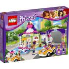 Классический конструктор LEGO Friends Магазин замороженных йогуртов