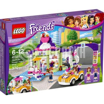 Классический конструктор LEGO Friends Магазин замороженных йогуртов (41320)