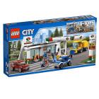 Классический конструктор LEGO City Заправочная станция